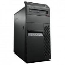 Calculator Lenovo M83 MT, Intel Core i3 4160 3.6GHz, 8GB DDR3, SSD 128GB, 500GB, DVD-RW