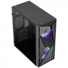 Carcasa Gaming Aerocool Glider Cosmo, MiddleTower, USB 3.0, Panou transparent