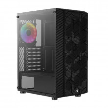 Carcasa Gaming Aerocool Hive V3, MiddleTower, 2x USB 3.0, Panou transparent