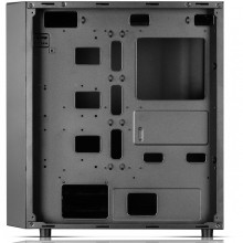 Carcasa Gaming Deepcool E-SHIELD, MiddleTower, USB 3.0, black