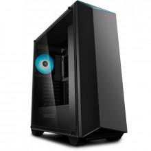 Carcasa Gaming Deepcool Earlkase RGB v2, MiddleTower, USB 3.0, Tempered glass