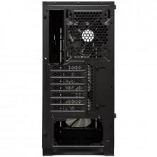 Carcasa Gaming Gamdias Talos E2, MiddleTower, USB 3.0, Panou transparent