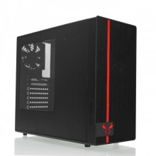 Carcasa Riotoro CR488, Vent. 2x 120 mm, 2x USB 3.0, Panou transparent