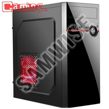 Carcasa Segotep PS-113R ATX Middle Tower, USB3.0, Interior Negru