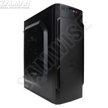Carcasa Zalman ZM-T1 Plus, Mini Tower, USB 3.0