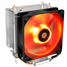 Cooler CPU ID-Cooling SE-913-R Red, Multi socket, Iluminare LED