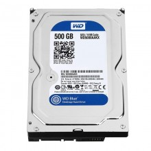Hard disk WD Blue 500GB WD5000AAKX, SATA III, 7200 RPM, 16MB Buffer