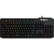 Kit Gaming Gamdias Ares P2 RGB 3 in 1, Iluminare RGB