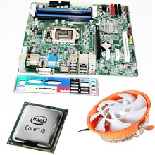 Kit Placa de baza Acer Q67H2-AM, Intel Core i3-2120 3.3GHz, Cooler Segotep Frost Castle 120mm