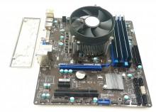 KIT Placa de baza MSI B75MA-P45, LGA1155 + Intel i5 3570 3.4GHz + 16GB DDR3