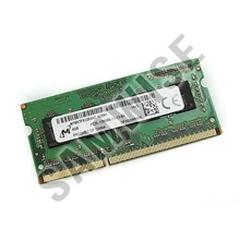 Memorie 4GB DDR3 1600 MT SODIMM 1RX8 PC3L