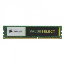 Memorie Corsair Value Select 4GB DDR3, 1600MHz, CL11