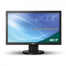 """Monitor LCD 18.5"""" ACER V193HQL, 1366 x 768, Widescreen, 5ms, VGA, Cabluri Incluse"""