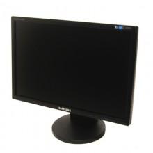 """Monitor LCD 19"""" Samsung 943BW, Grad A, 1440x900, 5ms, VGA, DVI, Cabluri incluse"""