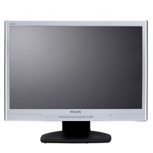 "Monitor LCD 22"" Grad A, Philips Widescreen 220SW, 5ms, 1680 x 1050, DVI, VGA, Cabluri incluse"