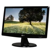 """Monitor LCD LG W1934SS, Grad A, 18.5"""", 1366 x 768, Widescreen, 5ms, VGA, Cabluri incluse"""
