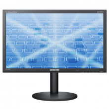 "Monitor LCD Samsung B2440 24"", 1920 x 1080, 5ms, VGA, DVI, Cabluri incluse"