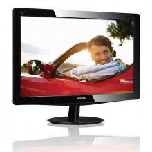 "Monitor LED 21.5"" Philips 226V3LSB, 1920x1080, 5ms, DVI, VGA, Cabluri incluse"