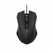 Mouse Crazy Slik 957, USB, 1200 dpi, cu fir, 3 butoane, diverse culori