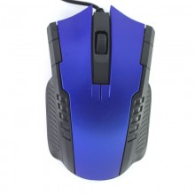 Mouse Optic USB, 3 butoane, 1.2 m, 1200 DPI, diferite culori