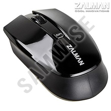 Mouse optic Zalman Wireless ZM-M520W, 1600 DPI, Black