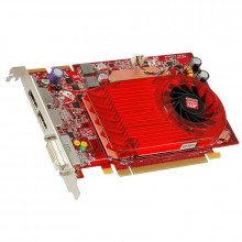 Placa video ATI Radeon HD 3650 512MB DDR2 128-Bit, 2x DisplayPort, DVI