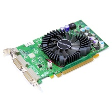 Placa video Leadtek, nVidia QUADRO FX560, 128MB DDR3 128-Bit, PCI-Express x16, Dual DVI, TV-Out