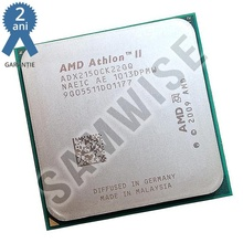 Procesor AMD Athlon II X2 215, 2.7GHz, Dual Core, Socket AM2+, AM3