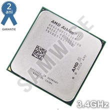 Procesor AMD Athlon II X2 B28 3.4GHz, 2MB Cache, Socket AM2+ AM3, 64-Bit