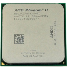 Procesor AMD PHENOM II X4 925 2.8GHz Quad Core, Socket AM3, 6MB Cache, 95W