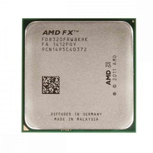 Procesor AMD Vishera FX-8320, 3.5GHz (Turbo Boost 4GHz), 8 Nuclee, Socket AM3+