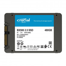 SSD Crucial BX500 480GB SATA-III 2.5 inch