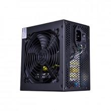 Sursa Segotep GP750G 650W, 6x SATA, 5x Molex, 4x 6+2 pin, Eficienta 92%, PFC activ