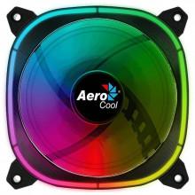 Ventilator Aerocool Astro 12 Pro ARGB 120mm Three Fan Pack cu controller H66F