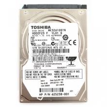 Hard disk 320GB Laptop, Notebook, Toshiba MK3261GSYN, SATA2, Buffer 16MB, 7200RPM