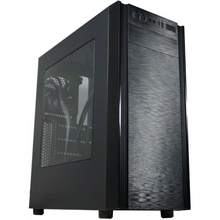 Carcasa Gaming Segotep X1, MiddleTower, Negru