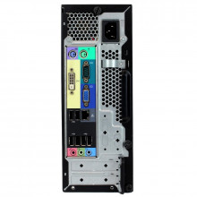 Calculator Acer Veriton X2611G SFF, Intel Core i5 2300 2.8GHz, 4GB DDR3, 250GB, DVD