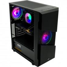 Calculator Gaming Saturn, Intel Core i5 4590s 3GHz, Asus CS-B, 16GB DDR3, SSD 240GB, 1TB, XFX RX 580 8GB DDR5 256-bit, DVI, HDMI, 500W