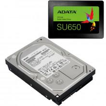 Calculator Gaming Segotep LUX II, Intel Core i5 4590 3.3GHz, H81M PRO-VD, 16GB DDR3, SSD 120GB, 3TB, XFX RX 580 8GB DDR5 256-bit, DVI, HDMI, 500W