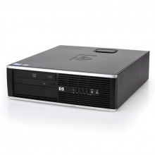 Calculator HP 8100 SFF, Intel Core i5 650 3.2GHz (up to 3.46GHz), 4GB DDR3, 320GB, Video HD Graphics, DVD-ROM