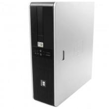 Calculator Incomplet  HP DC5750 SFF, ATI Express 1150, 4x DDR2, SATA II, ATI Radeon X300, Cooler inclus