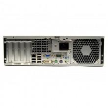 Calculator Incomplet HP DC5850 SFF, AMD Athlon 64 X2 5000B 2.6GHz, 4x DDR2, SATA II, ATI Radeon 3100