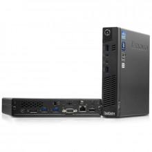 Calculator Lenovo M92P USFF Tiny, Intel Core i5 3570s 3.1GHz, 8GB DDR3, SSD 128GB, USB 3.0, HD 2500