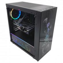 Calculator NOU Gaming SteelJaw Pro, AMD Ryzen 5 3600x 3.8GHz, GIGABYTE B450 Gaming X, 32GB DDR4, SSD 480GB, 2TB, Sapphire RX 580 NITRO+ 4GB GDDR5 256-bit, DVI, HDMI, 500W