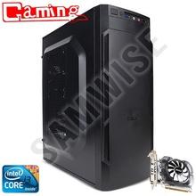 Calculator ZALMAN BLACK, Intel Core i3 3220 3.3GHz, 8GB DDR3, HDD 500GB, GT 730 2GB DDR3, Chieftec 400W
