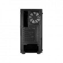 Carcasa Gaming Aerocool Sentinel TG RGB, MiddleTower, USB 3.0, Panou transparent