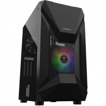 Carcasa Gaming Gamdias Athena E1 Elite, MiddleTower, USB 3.0, Panou transparent