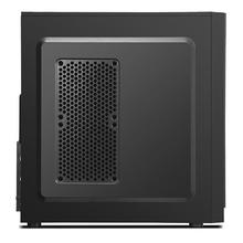 Carcasa Segotep V5 Black, MiddleTower