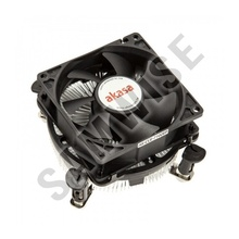 Cooler procesor LGA 775 Akasa, ventilator 80mm, 4 fire PWM