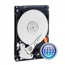 Hard Disk Laptop 500GB WD Scorpio Blue, SATA-II, 5400 RPM, cache 8MB, 9.5 mm